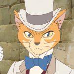 『猫の恩返し』のバロンが最高にかっこいい!その正体と声優は?