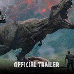 『ジュラシック・ワールド 炎の王国』のあらすじキャストと日本公開日は?どんな恐竜が登場するのか?